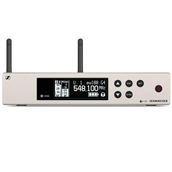 Приемник для радиосистемы Sennheiser EM 100 G4-G
