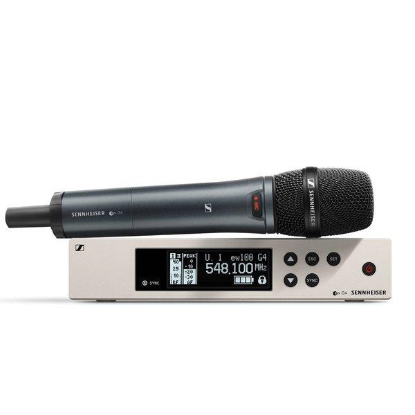 Радиосистема Sennheiser EW 100 G4-835-S-A1 вокальный микрофон sennheiser e 835 s