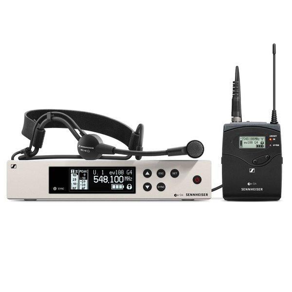 все цены на Радиосистема Sennheiser EW 100 G4-ME3-A