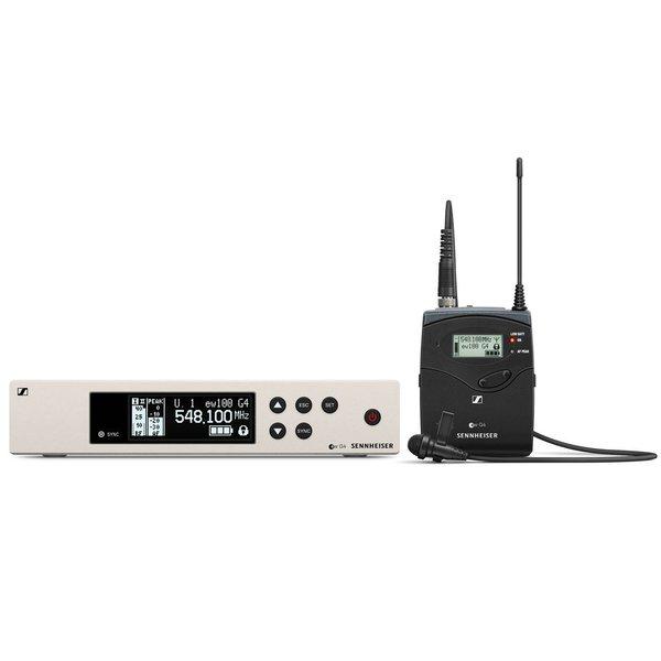Радиосистема Sennheiser EW 100 G4-ME4-A микрофон sennheiser me 3 ew