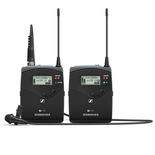 Радиосистема Sennheiser EW 112P G4-A микрофон sennheiser me 3 ew