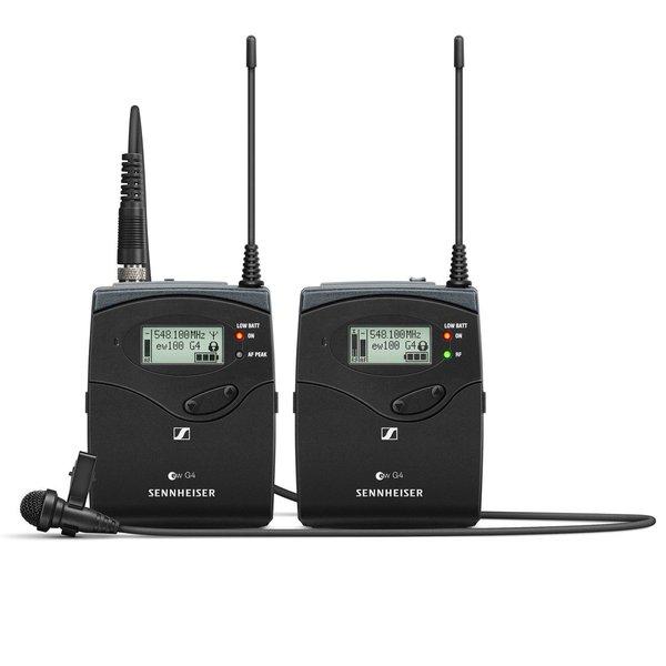 Радиосистема Sennheiser EW 112P G4-A радиосистема sennheiser ew 145 g3 a x