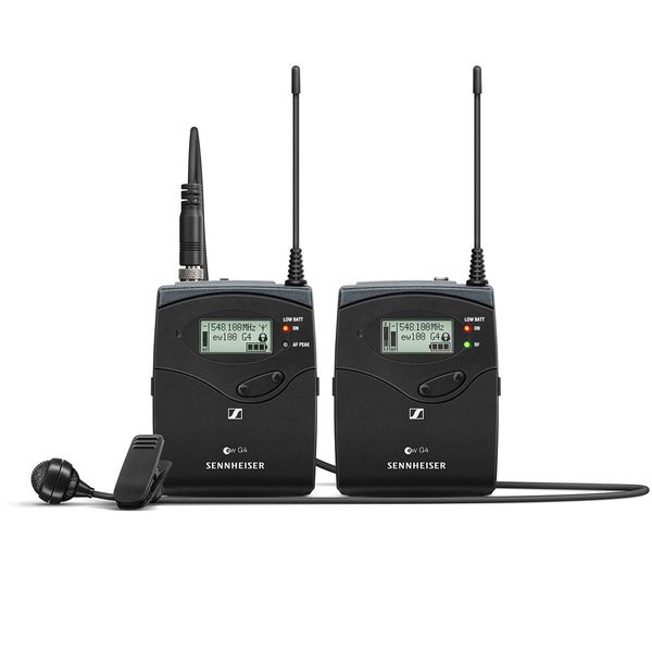 Радиосистема Sennheiser EW 122P G4-A1 микрофон sennheiser me 3 ew