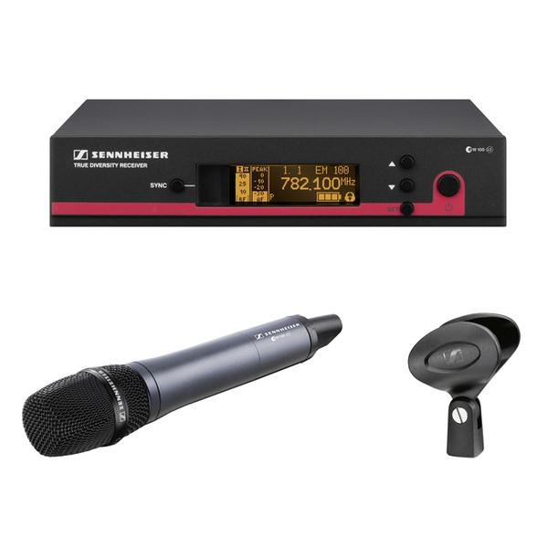 Радиосистема Sennheiser EW 135-G3-A-X вокальный микрофон sennheiser e 835 s