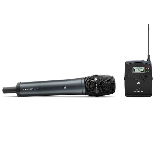 Радиосистема Sennheiser EW 135P G4-A радиомикрофон sennheiser ew d1 835 s h eu