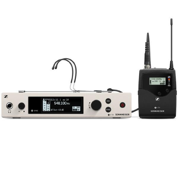 Радиосистема Sennheiser EW 300 G4-HEADMIC1-RC-AW+