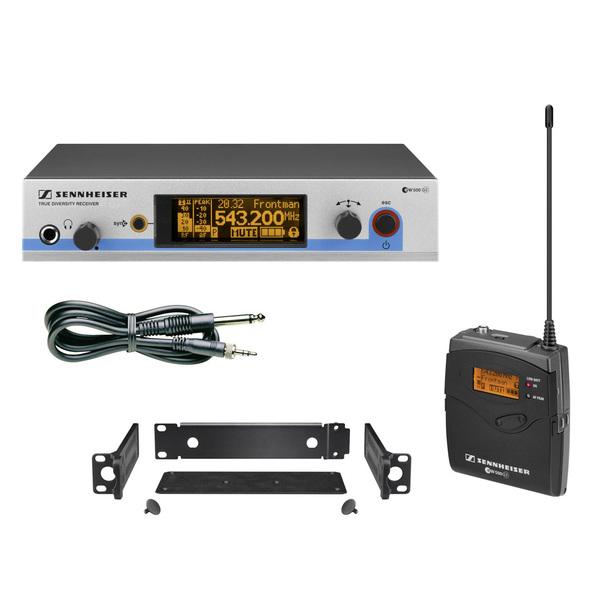 Радиосистема Sennheiser EW 572-G3-A-X микрофон sennheiser em4035 ew185 g3