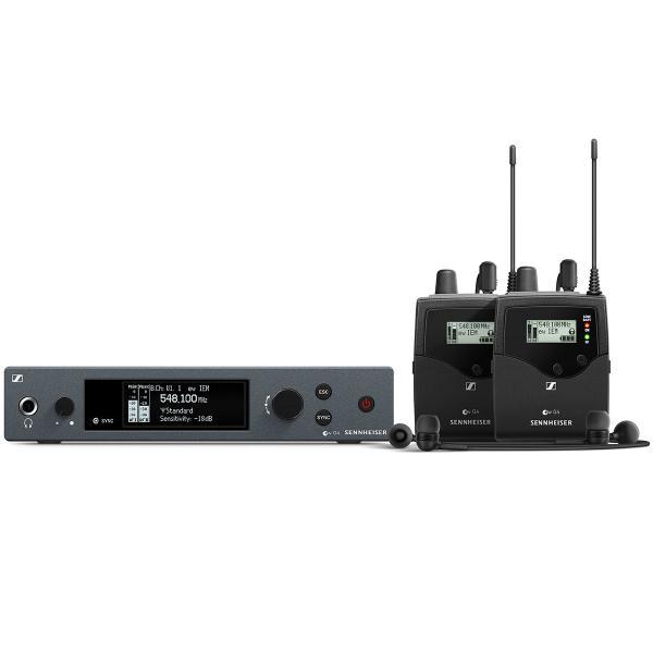 Система персонального мониторинга Sennheiser EW IEM G4-TWIN-A1 фото