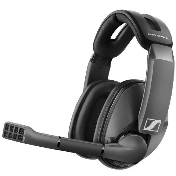 Фото - Беспроводные наушники Sennheiser Игровые наушники с микрофоном GSP 370 Black наушники crown cmh 209t black
