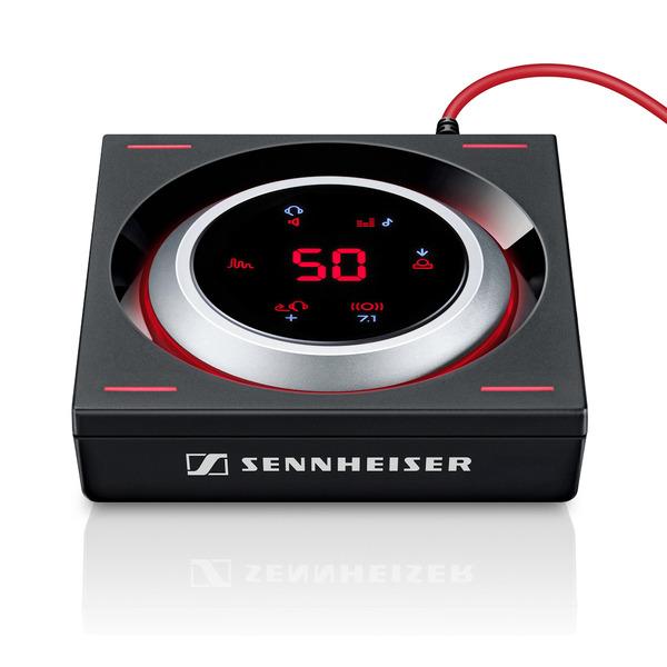 Усилитель для наушников Sennheiser GSX 1200 PRO Black усилитель для наушников sennheiser gsx 1200 pro black