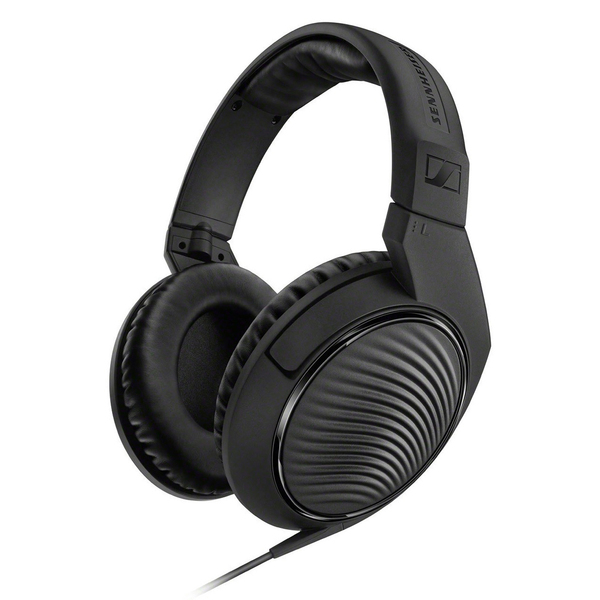 Охватывающие наушники Sennheiser HD 200 PRO Black sennheiser hd 201 black 500155