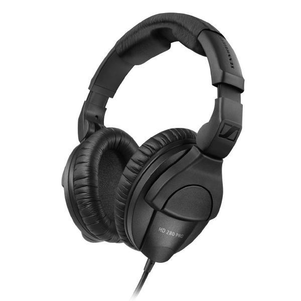 Охватывающие наушники Sennheiser HD 280 Pro Black охватывающие наушники sennheiser hmd 300 pro black