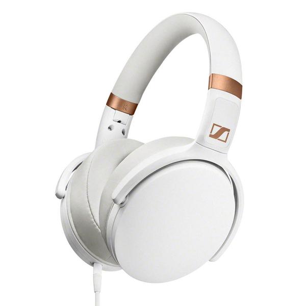 Охватывающие наушники Sennheiser HD 4.30G White охватывающие наушники sennheiser hd 700 black