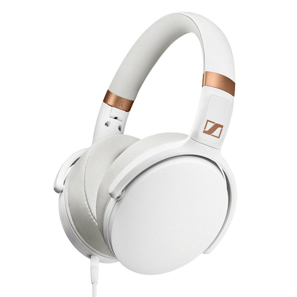 Охватывающие наушники Sennheiser HD 4.30i White наушники sennheiser cx5 00g white