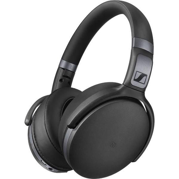 Беспроводные наушники Sennheiser HD 4.40 BT Black/Silver цена и фото