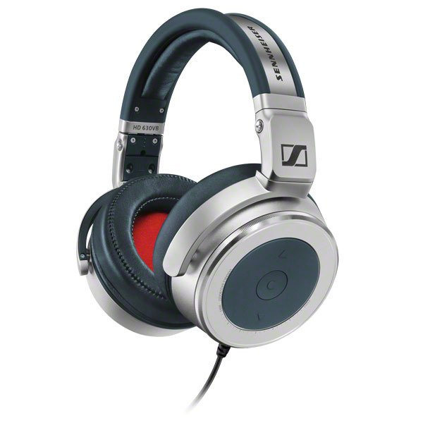 Охватывающие наушники Sennheiser HD 630VB Silver/Black охватывающие наушники sennheiser hd 700 black