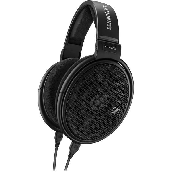 Фото - Охватывающие наушники Sennheiser HD 660 S Black охватывающие наушники sennheiser hd 660 s black