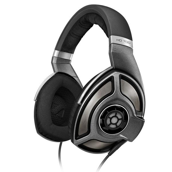Охватывающие наушники Sennheiser HD 700 Black цена и фото