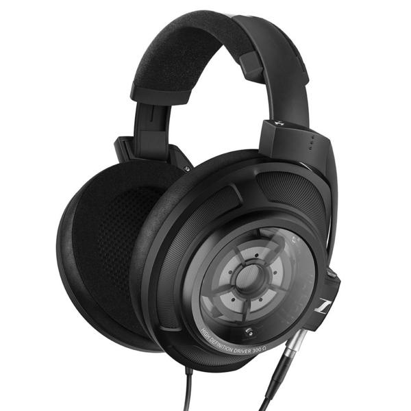 Охватывающие наушники Sennheiser HD 820 Black охватывающие наушники sennheiser hd 700 black
