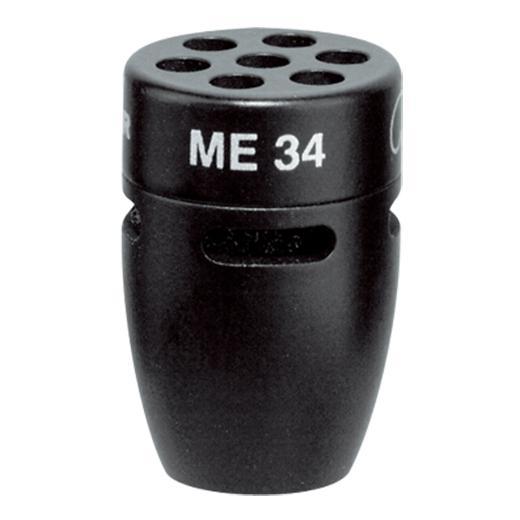 Микрофонный капсюль Sennheiser ME 34 Black