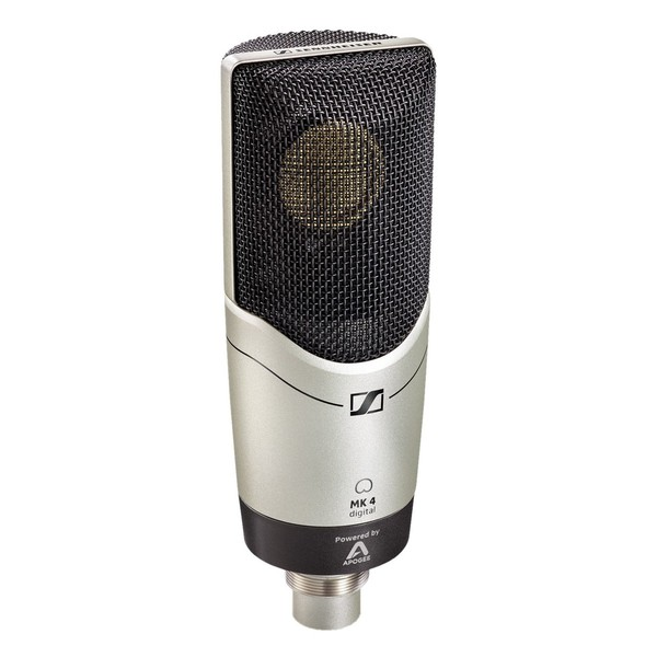 USB микрофон Sennheiser MK 4 Digital 6074bc 4 channel 1gsa s 70mhz bandwidth hantek pc based usb digital storage oscilloscope