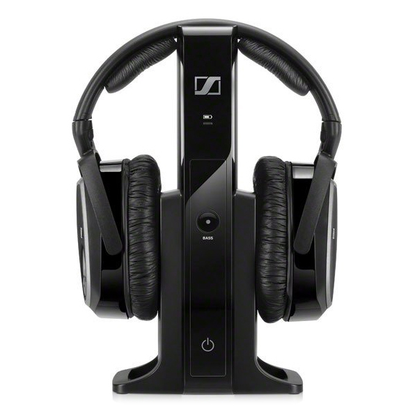 Беспроводные наушники Sennheiser RS 165 Black свобода мыло детское тик так в обёртке свобода