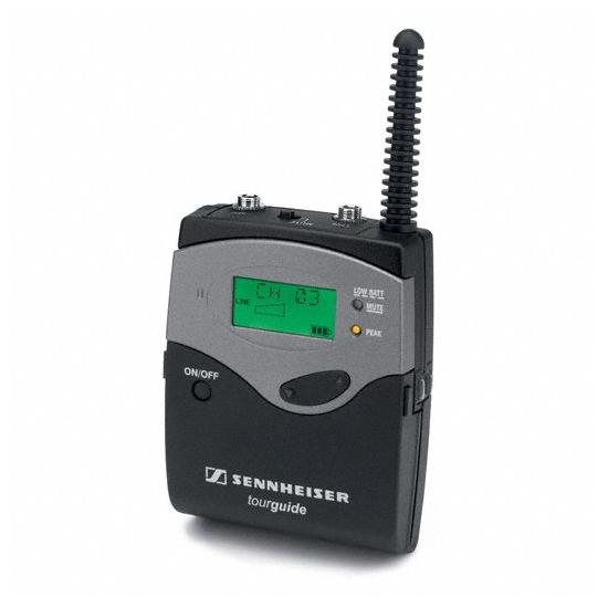 Передатчик для радиосистемы Sennheiser SK 2020-D