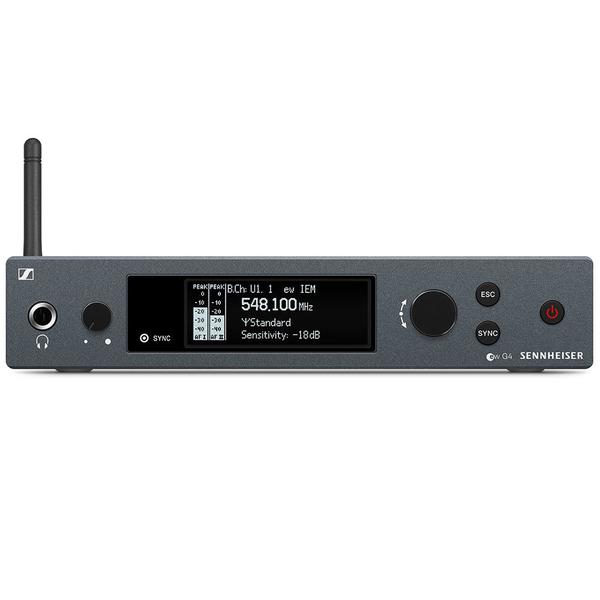 Фото - Система персонального мониторинга Sennheiser SR IEM G4-G система персонального мониторинга sennheiser ek iem g4 a