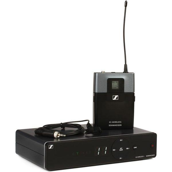 Радиосистема Sennheiser XSW 1-ME2-B abs 1 75 3d 395m