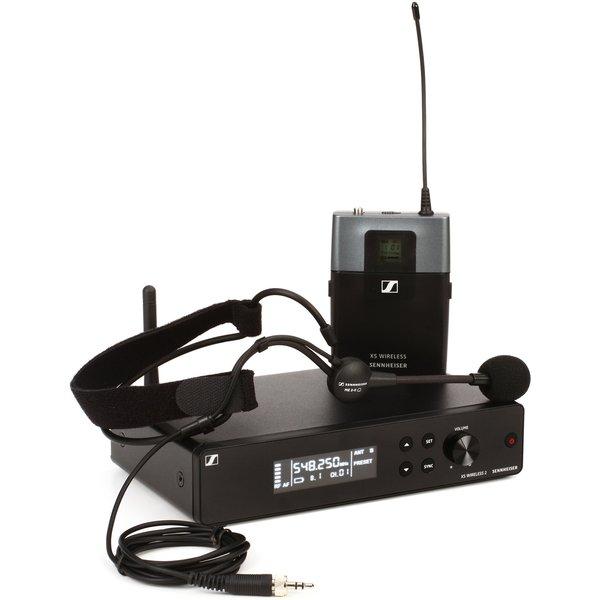 Радиосистема Sennheiser XSW 1-ME3-A радиосистема sennheiser ew 145 g3 b x