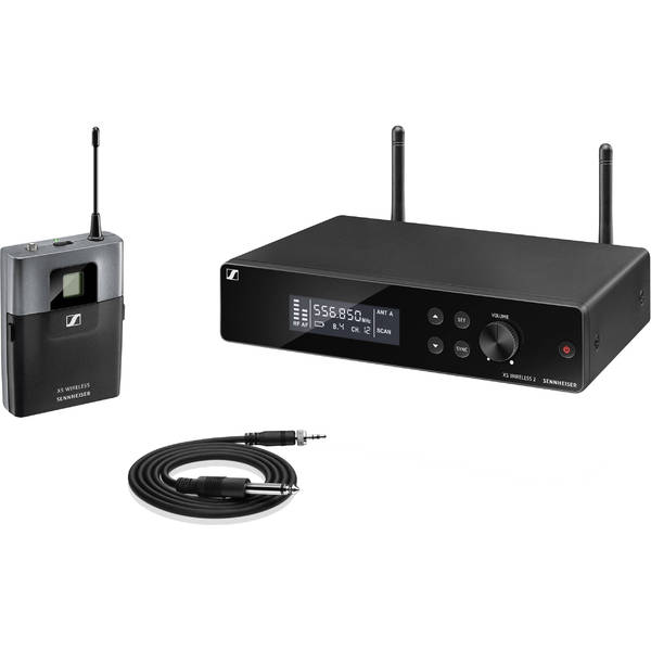 Радиосистема Sennheiser XSW 2-Cl1-B радиосистема alesis miclink wireless