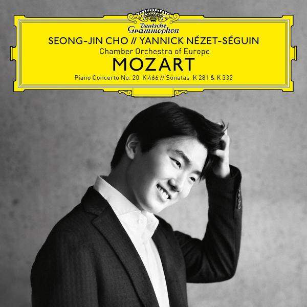Mozart MozartSeong-jin Cho - : Piano Concerto No. 20 (2 LP) mozart mozart piano concertos 10 27