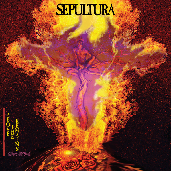 Sepultura Sepultura - Above The Remains - Live '89 (colour) цена и фото