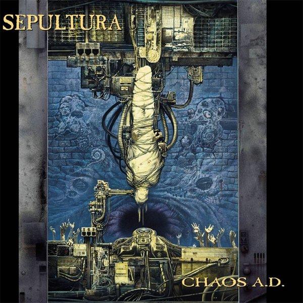 Sepultura Sepultura - Chaos A.d. chaos панама chaos stratus sombrero