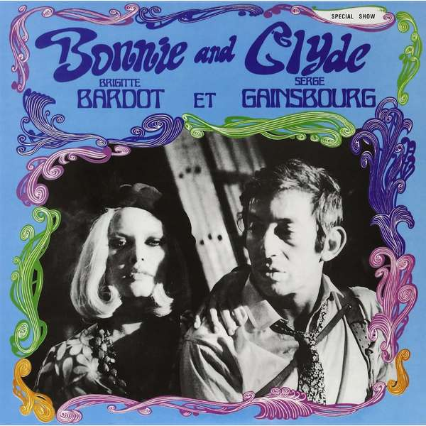Serge Gainsbourg Serge Gainsbourg - Bonnie And Clyde serge gainsbourg serge gainsbourg initials b b