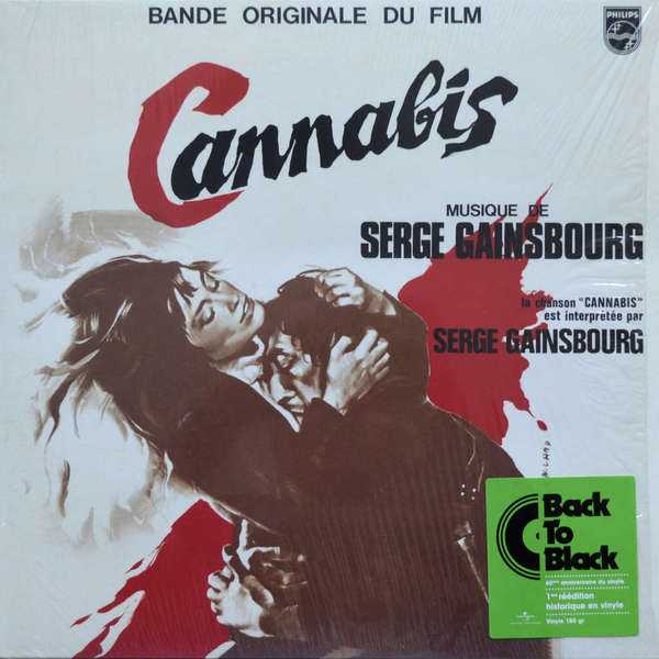 Serge Gainsbourg Serge Gainsbourg - Cannabis лулу генсбур lulu gainsbourg from gainsbourg to lulu