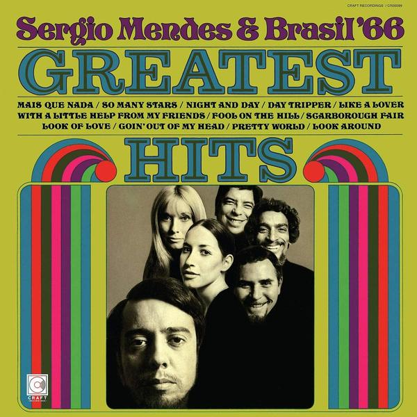 Sergio Mendes Sergio Mendes - Greatest Hits cd eagles the complete greatest hits