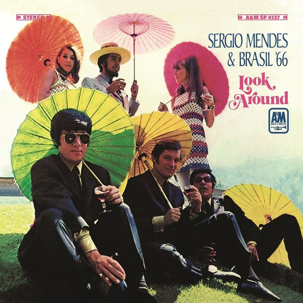 Sergio Mendes Sergio Mendes - Look Around (180 Gr) sergio mendes sergio mendes the swinger from rio 180 gr