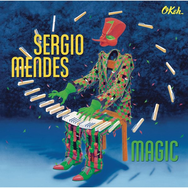 Sergio Mendes Sergio Mendes - Magic (180 Gr) кеды jessy ross jessy ross je016awsoa41