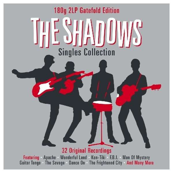 Shadows Shadows - Singles Collection (2 LP) sick of shadows