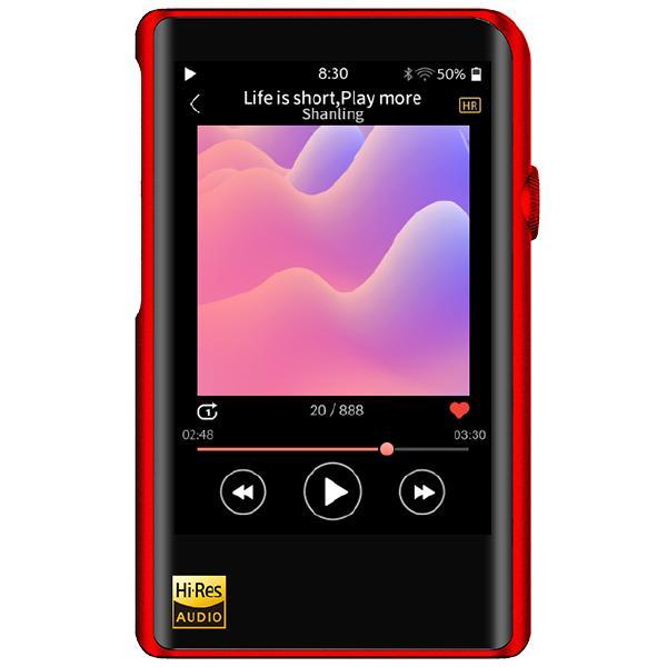 Портативный Hi-Fi плеер Shanling M2X Red