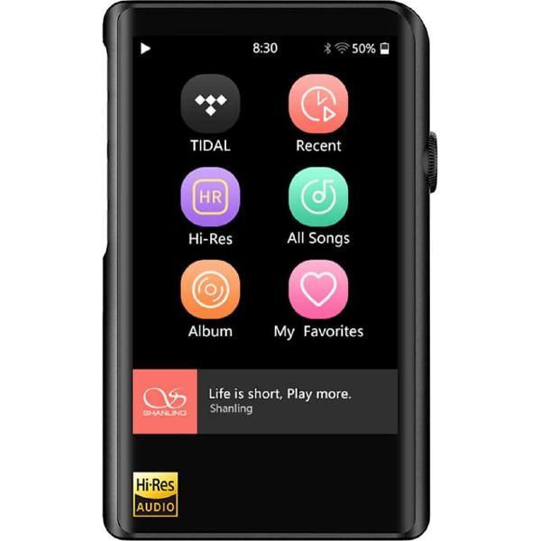 Портативный Hi-Fi плеер Shanling M2X Black (уценённый товар)