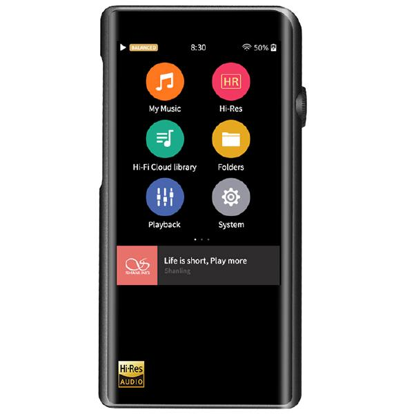 Портативный Hi-Fi плеер Shanling M5s Black