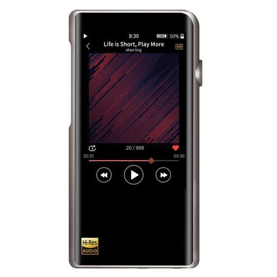 Портативный Hi-Fi плеер Shanling M5s Titanium (уценённый товар)