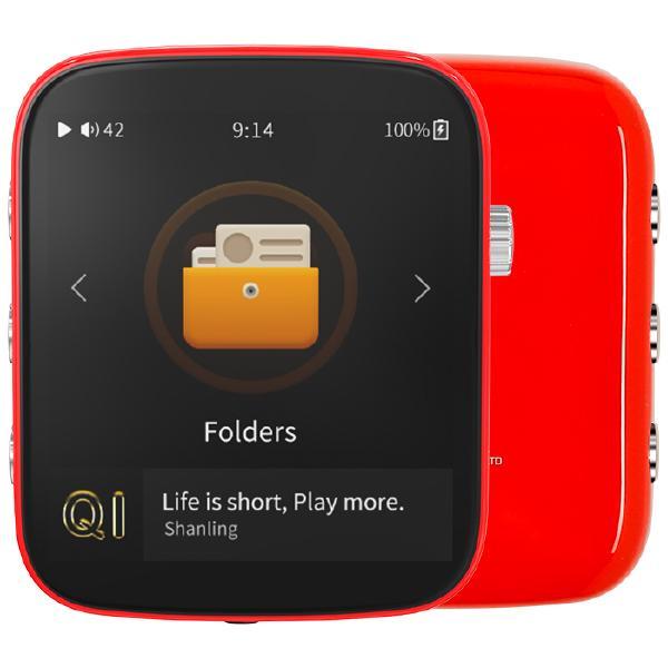 Портативный Hi-Fi плеер Shanling Q1 Fire Red