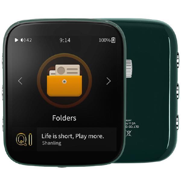 Портативный Hi-Fi плеер Shanling Q1 Forest Green