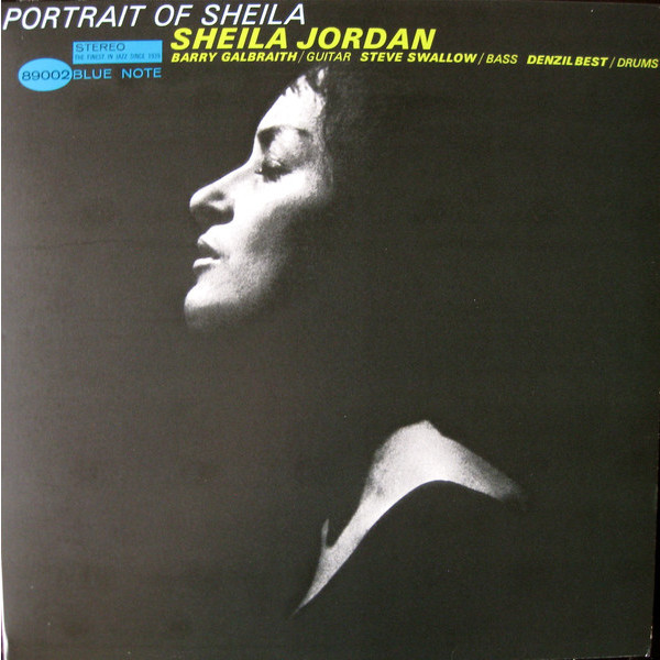 Sheila Jordon - Portrait Of