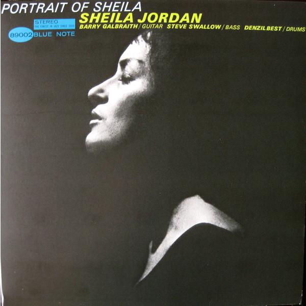 Sheila Jordon - Portrait Of