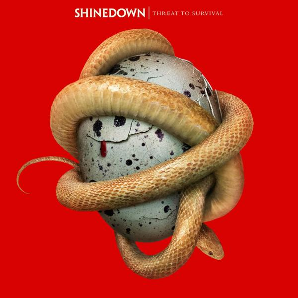 Shinedown - Threat To Survival (limited, Colour)
