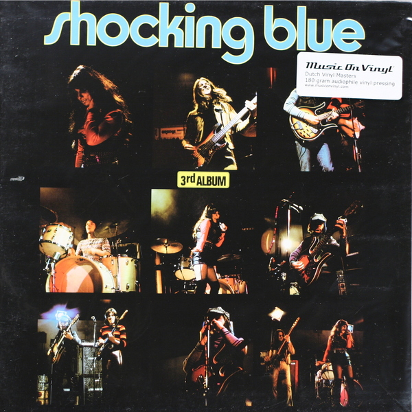 Shocking Blue Shocking Blue - 3rd Album (180 Gr) shocking blue scorpios dance lp